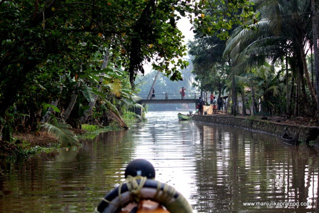 Alleppey, SpiceRoutes Houseboats, Kerala