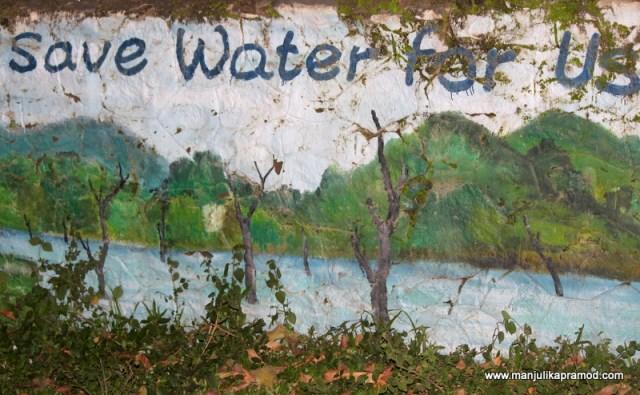 Save Water, Save Tree