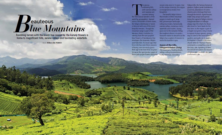 Nilgiris, Coonor. Wellington, TRujtter