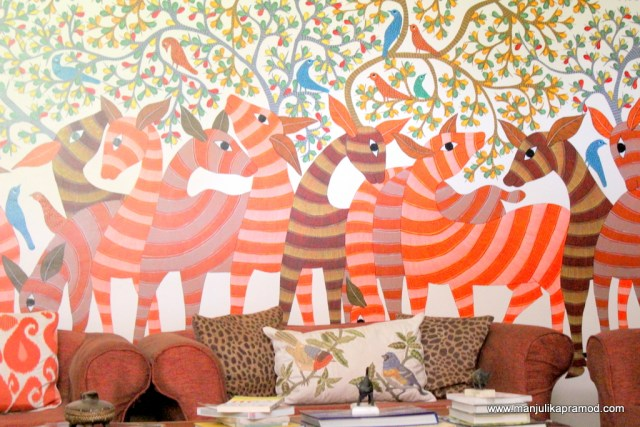 Example of Gond Art