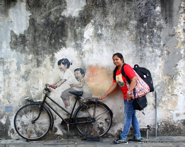 Penang, Street art