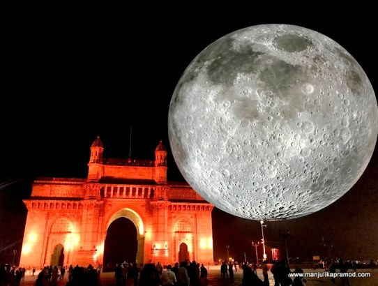 I Travelled to the Moon and Back in Mumbai! You can do it too in Delhi.
