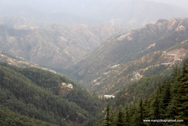 Kufri in Himachal