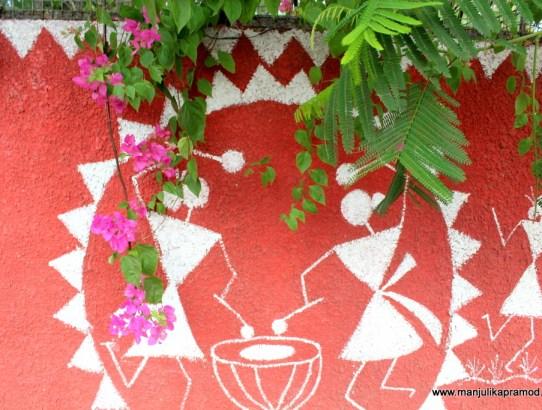 Decoding the Warli paintings of Sahyadri