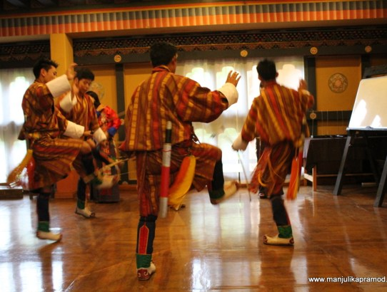 10 Traditional Dances of BHUTAN