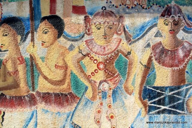 Local art, Sri Lanka