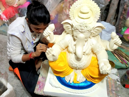 PHOTOWALK : This is how Mumbai is geared up for Ganesh Chaturthi
