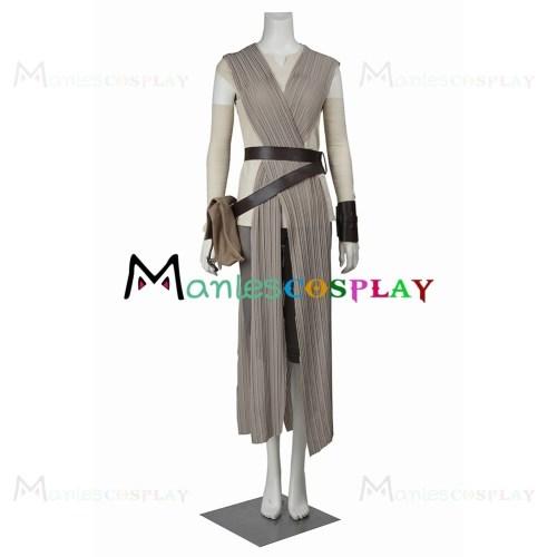 Medium Of Star Wars Rey Costume