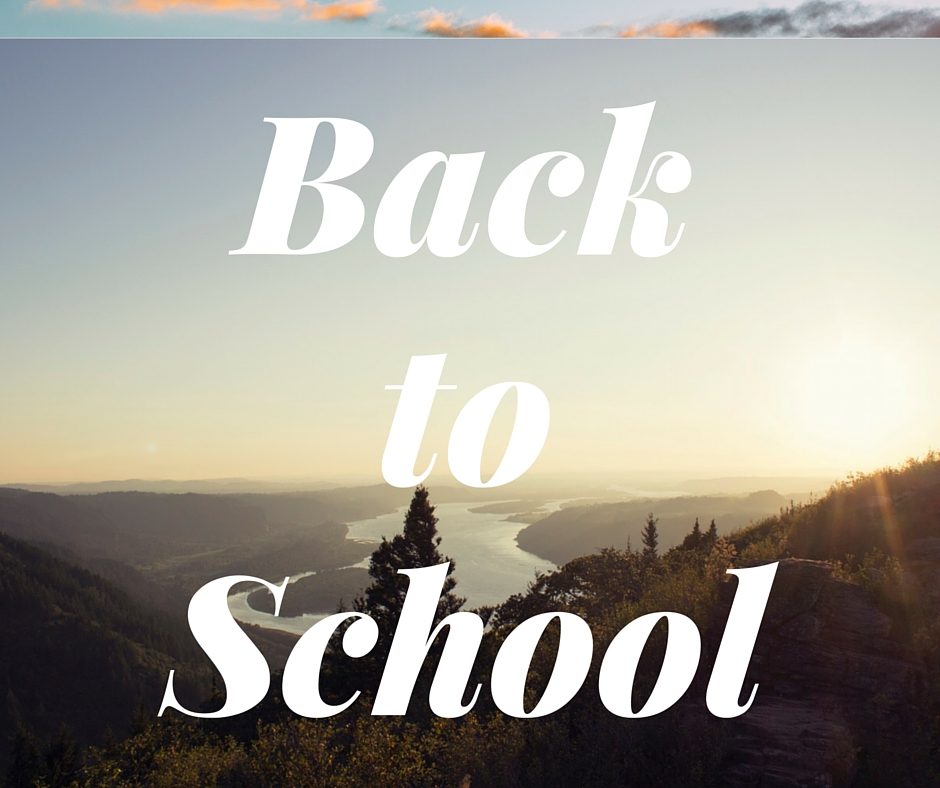 Back to School: Teach Someone