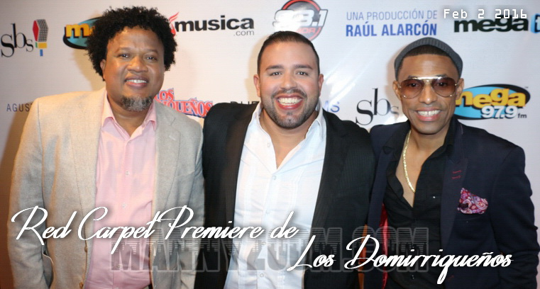 Los Domirriquenos Red Carpet 091tagg