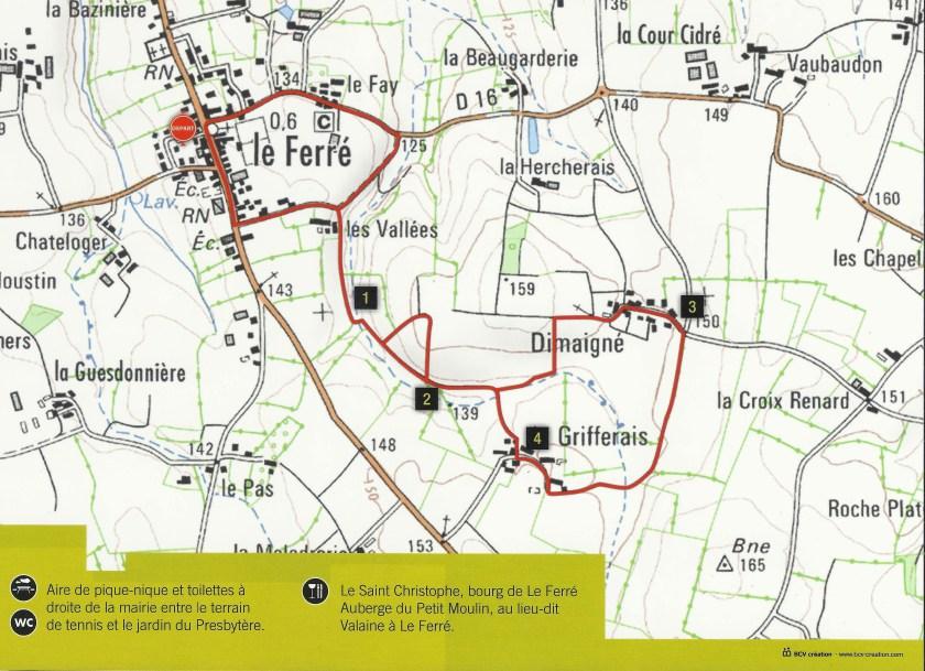 09-Pors au Chouans-Plan