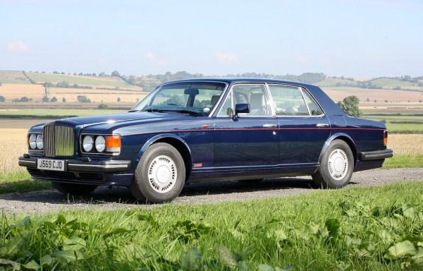 1992 Bentley Turbo R **SOLD**