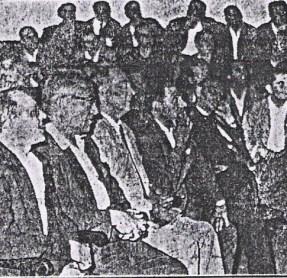 Asamblea Extraordinaria Agosto 1961