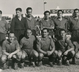 Alineación Betis-Castellón Liga 1942