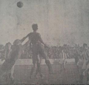 Hoy hace 80 años. 1934-35. La Liga que ganamos. Betis Balompié-Donostia
