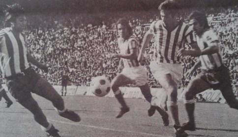 Entrevista Julio Cardeñosa 1984