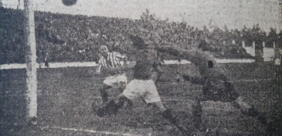 Betis-Xerez Campeonato Andalucía 1939