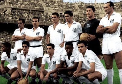 1959. Cuando Pelé jugó en Heliópolis