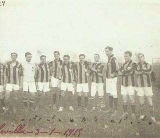 1915-Enero 3.-IIDesafío 1/2:Real Betis Balompié-0 Britannia FbC-4;Centenario