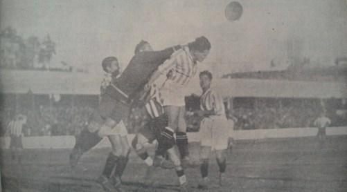 Hoy hace 80 años. 1934-35. La Liga que ganamos. Athletic Club de Madrid-Betis Balompié