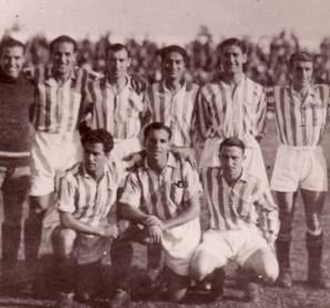Hoy hace 80 años. 1934-35. La Liga que ganamos. Betis Balompié-Athletic Club