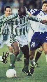 Betis-Tenerife Liga 1997
