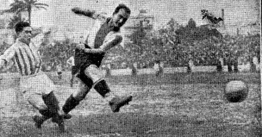 Hoy hace 80 años. 1934-35. La Liga que ganamos. CD Español-Betis Balompié