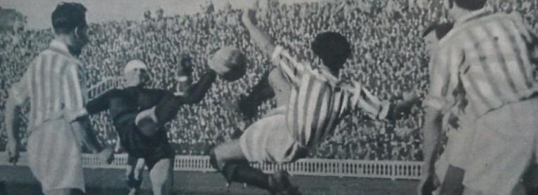 Hoy hace 80 años. 1934-35. La Liga que ganamos. FC Barcelona-Betis Balompié