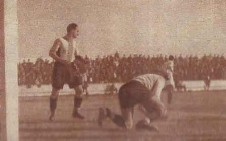 1934-Febrero 04-Patronato: Betis Balompié-3 Club Deportivo Español-1.-81Aniversario.