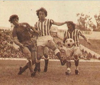 Betis-Sevilla Campeonato de Andalucía de Reservas 1977