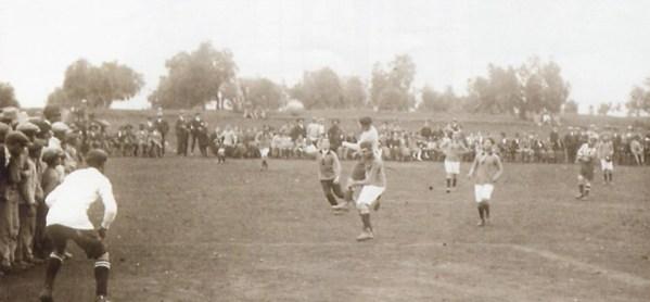 Recreativo de Huelva-Sevilla Balompié 1910