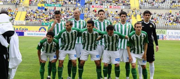 Alineación Las Palmas-Betis Liga 2010