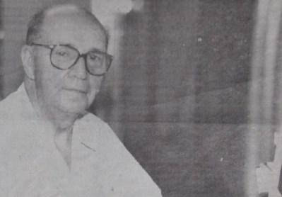 José María De la Concha, un archivo del Betis, de Manolo Rodríguez