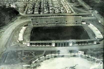 1947-Mayo 04-Heliópolis 1/8 Final-Ida: Real Betis Balompié-4 Real Madrid-0.-68Aniversario.