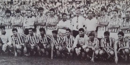 Presentación Temporada 1989-90