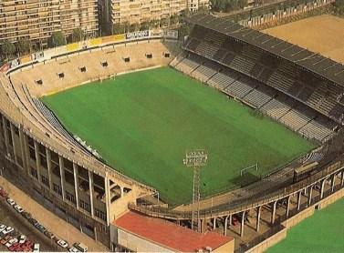 Aquí jugamos. Sarriá. Barcelona