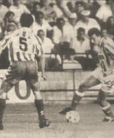Betis-Sporting de Gijón Liga 1994