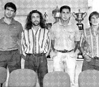 Fichajes Temporada 1993-94