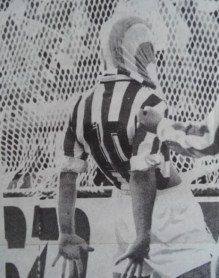 Betis-Compostela Liga 1995