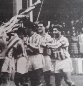 Sestao-Betis Liga 1992