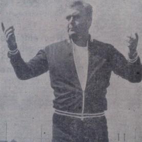 Entrevista Ferenc Szusza 1972