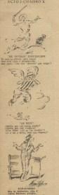 1960-Noviembre 20.-Acto I-Cuadro X La Liga en Broma.-55 Aniversario.