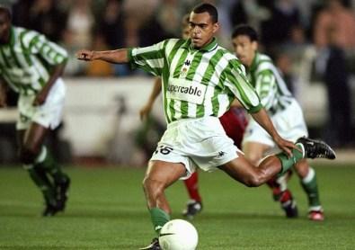 Betis-Atlético de Madrid Liga 1998