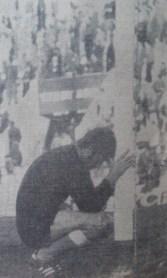 Betis-Castellón Liga 1973