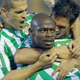 Betis-Sporting Liga 2009