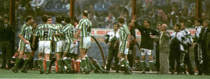 Lío en el Calderón 1996