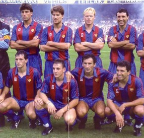Visitamos al FC Barcelona