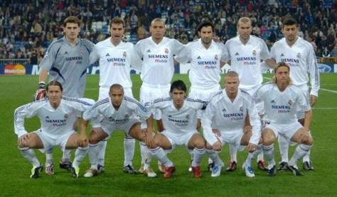 Nos visita el Real Madrid