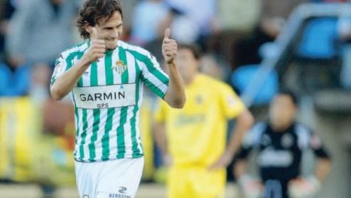 Villarreal-Betis Liga 2007