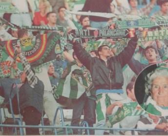 La ola del Villamarín 1997